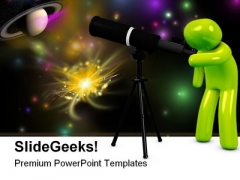 Astronomy Science PowerPoint Templates And PowerPoint Backgrounds 0311