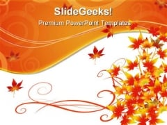 Autumn Season Nature PowerPoint Templates And PowerPoint Backgrounds 0611