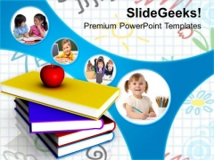 Back To School Activities Education PowerPoint Templates Ppt Backgrounds For Slides 0313