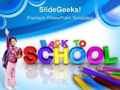 Back To School Children Education PowerPoint Templates And PowerPoint Themes 0712