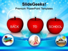 Back To School Concept Education PowerPoint Templates And PowerPoint Themes 1012