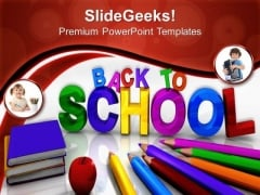 Back To School Education Future PowerPoint Templates And PowerPoint Themes 0612