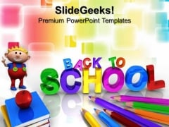 Back To School Future PowerPoint Templates And PowerPoint Themes 0612