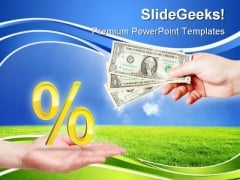 Banking Concept Financial PowerPoint Templates And PowerPoint Backgrounds 0211