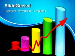 Bar Chart Business PowerPoint Themes And PowerPoint Slides 0211
