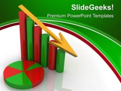 Bar Graph Marketing PowerPoint Templates And PowerPoint Themes 0512