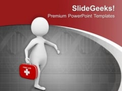 Be A Medical Represetative PowerPoint Templates Ppt Backgrounds For Slides 0613