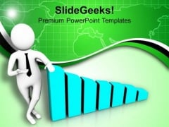 Be A Successful Business Person PowerPoint Templates Ppt Backgrounds For Slides 0713