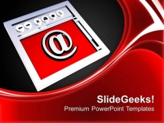 Be The Part Of Technology For Business PowerPoint Templates Ppt Backgrounds For Slides 0513