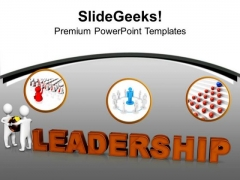 Become A Leader And Capture The Market PowerPoint Templates Ppt Backgrounds For Slides 0413