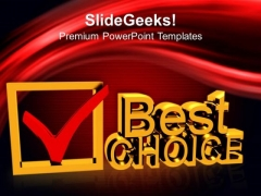 Best Choice Business PowerPoint Templates And PowerPoint Themes 1012