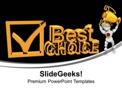 Best Choice Winner Competition PowerPoint Templates Ppt Background For Slides 1112