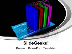 Best Credit Card Deals Shopping PowerPoint Templates Ppt Background For Slides 1112