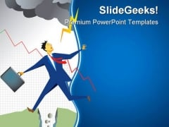 Big Chasm Finance PowerPoint Templates And PowerPoint Backgrounds 1011