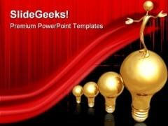 Big Idea Business PowerPoint Themes And PowerPoint Slides 0511