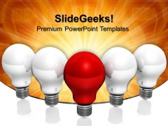 Big Idea Metaphor PowerPoint Templates And PowerPoint Themes 0812