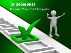 Big Positive Symbol PowerPoint Themes And PowerPoint Slides 0511