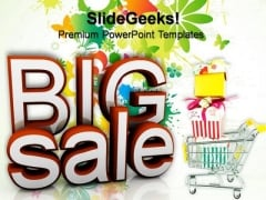 Big Sale Fashion PowerPoint Templates And PowerPoint Themes 0812