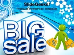 Big Sale Lifestyle PowerPoint Templates And PowerPoint Themes 0812