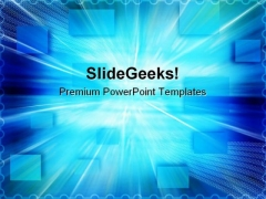 Binary Abstract Background PowerPoint Templates And PowerPoint Backgrounds 0511