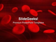 Blood powerpoint templates slides and graphics blood cells medical powerpoint template 1110 pronofoot35fo Choice Image