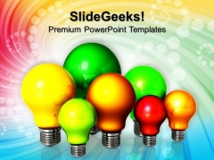 Blubs Technology PowerPoint Templates And PowerPoint Themes 1012