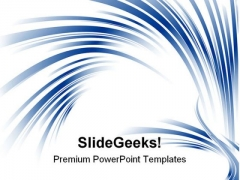 Blue Abstract Background PowerPoint Templates And PowerPoint Backgrounds 0711
