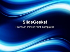 Blue Abstract PowerPoint Templates And PowerPoint Backgrounds 0311