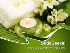 Body Relax Composition Health PowerPoint Themes And PowerPoint Slides 0311