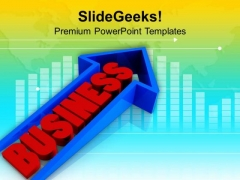 Boom In Business And Market PowerPoint Templates Ppt Backgrounds For Slides 0513