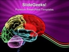 Brain Medical PowerPoint Templates And PowerPoint Backgrounds 0511