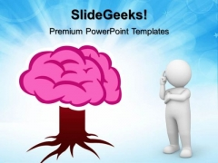Brain Symbol PowerPoint Templates And PowerPoint Themes 0512