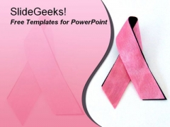 Breast Cancer PowerPoint Template