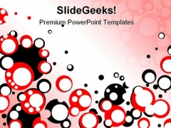 Bubbles Frame Abstract PowerPoint Themes And PowerPoint Slides 0511