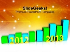 Business Annual Growth Plan PowerPoint Templates Ppt Backgrounds For Slides 1212
