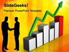 Business Arrows Success PowerPoint Templates And PowerPoint Themes 0612