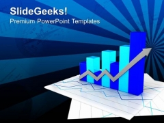 Business Chart Bar Graph PowerPoint Templates Ppt Backgrounds For Slides 0513