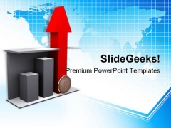 Business Chart Finance PowerPoint Themes And PowerPoint Slides 0511