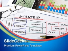 Business Chart Marketing PowerPoint Templates And PowerPoint Backgrounds 1011