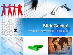 Business Composition Success PowerPoint Templates And PowerPoint Backgrounds 0511