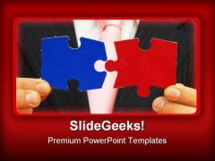 Business Decision Communication PowerPoint Themes And PowerPoint Slides 0511