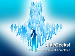 Business Directions People PowerPoint Themes And PowerPoint Slides 0511