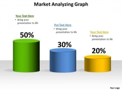 Business Finance Strategy Development Market Analyzing Graph Strategic Management