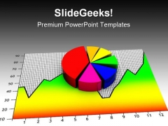 Business Graph Diagram Finance PowerPoint Templates And PowerPoint Backgrounds 0411
