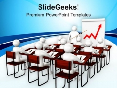 Business Growth Factors With Team Mates PowerPoint Templates Ppt Backgrounds For Slides 0313