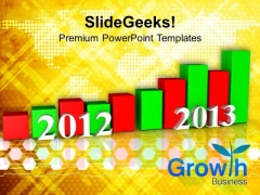 Business Growth Per Year Success PowerPoint Templates Ppt Backgrounds For Slides 1112