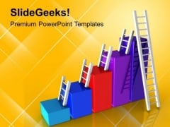 Business Growth Strategy PowerPoint Templates Ppt Backgrounds For Slides 0213