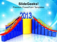 Business Growth Year Success Profit PowerPoint Templates Ppt Background For Slides 1112