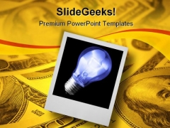 Business Idea Concept Future PowerPoint Themes And PowerPoint Slides 0211