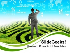 Business Man With Innovative Mind PowerPoint Templates Ppt Backgrounds For Slides 0313
